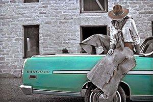 Juanita's Ride (aka – Ranchero Cowgirl)